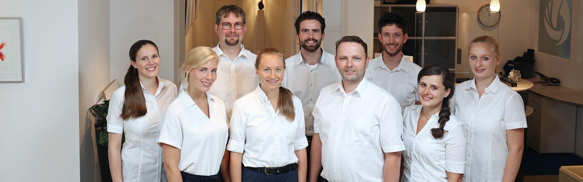 Chiropraktik Team Heinemeier und Schmidt