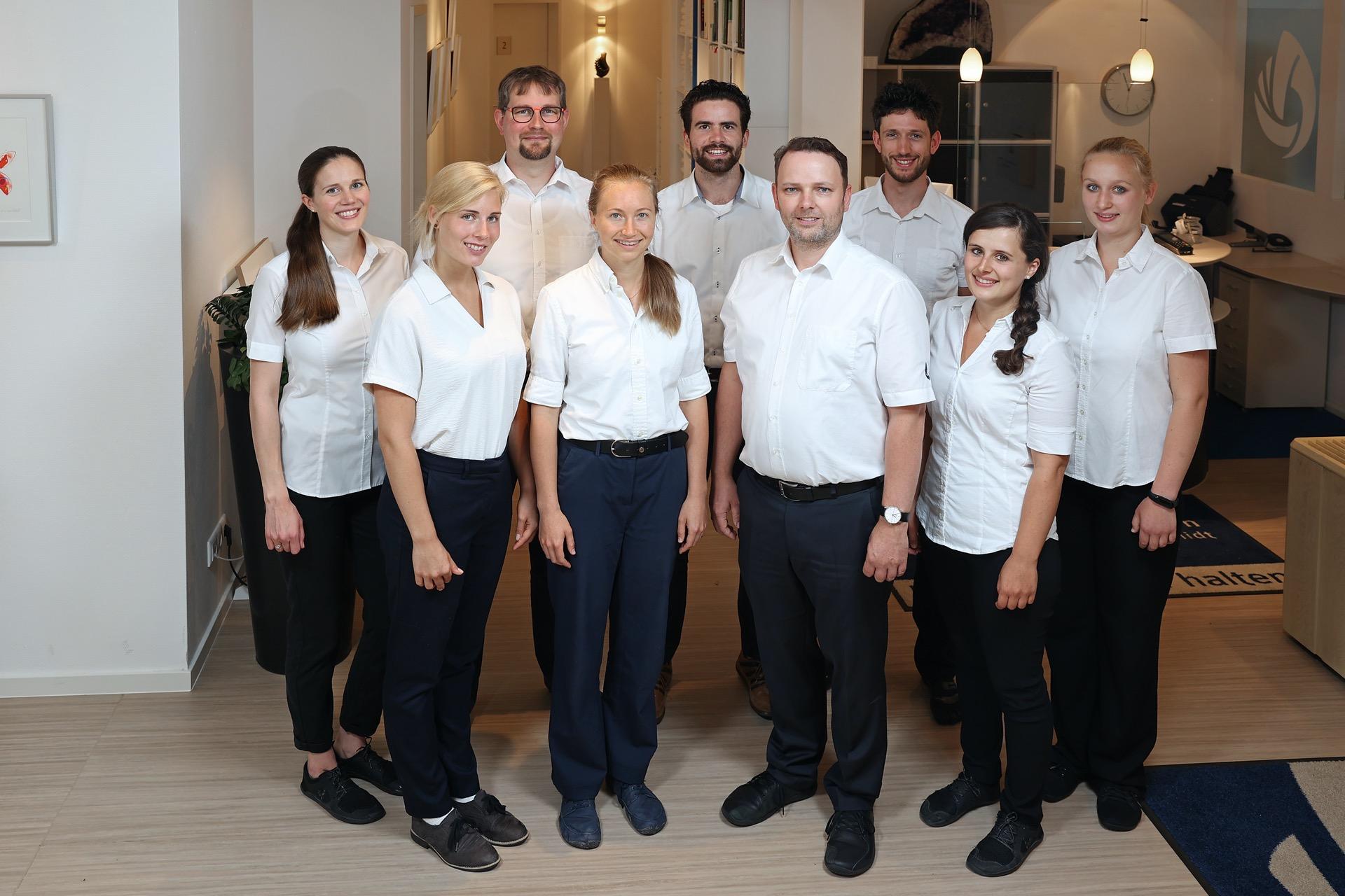 Chiropraktoren Team Braunschweig