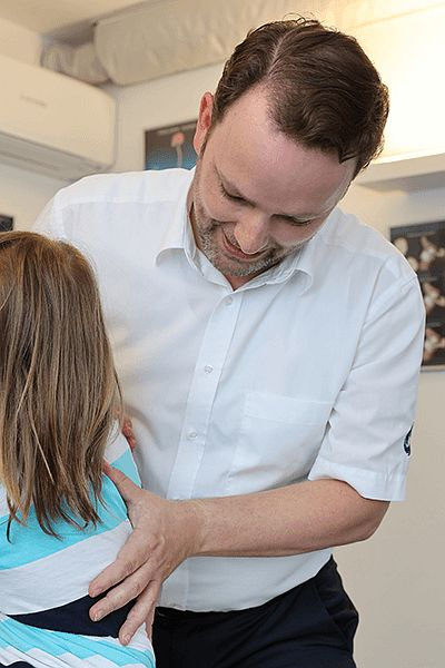 Josef Heinemeier Kinderchiropraktor